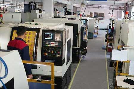 Machining shop size matters